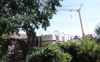 Abbruch und Neubau eines Wohn- und Geschäfthauses in Esens