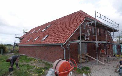 Sanierung und Umbau eines Gulfhofes