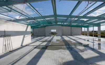 Neubau eines Bauhofes in Neuharlingersiel