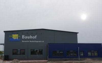 Bauhof Kurverein Neuharlingersiel